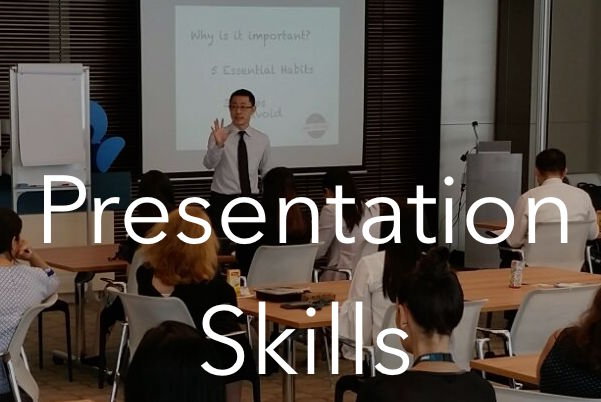 trainium presentation skill training