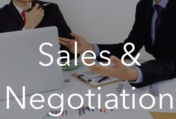 trainium Sales & Negotiation training