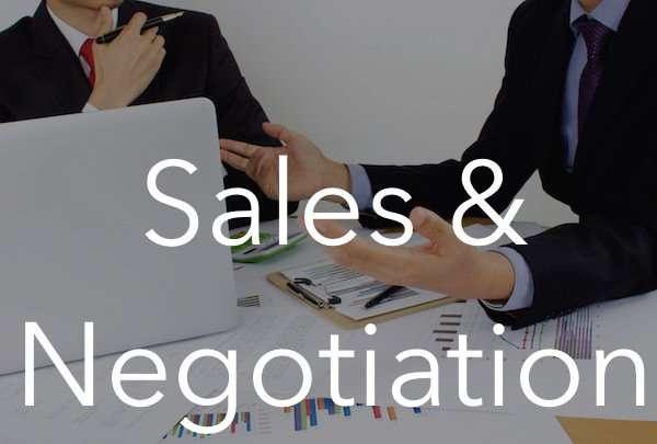 trainium Sales & Negotiation training