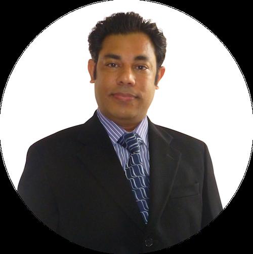 Dr Raman, Strategic Learning Advisor